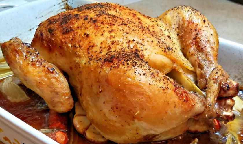 Cook Chicken In Oven