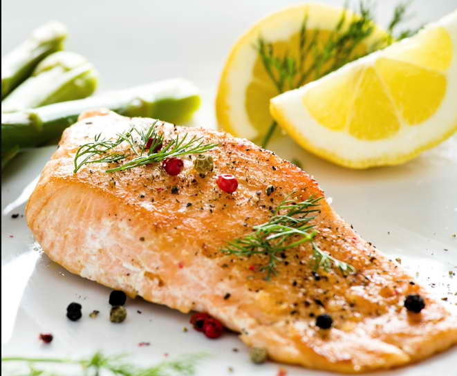 Cook Salmon In Oven