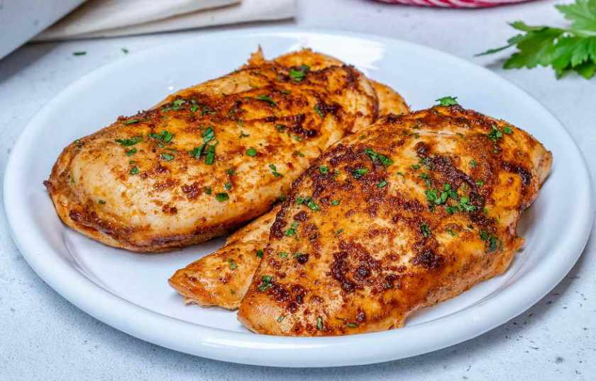 how long to cook chicken breasts in oven