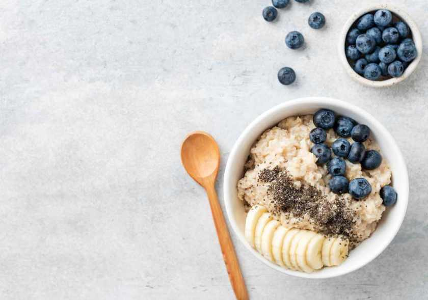 How To Cook Oatmeal In Milk