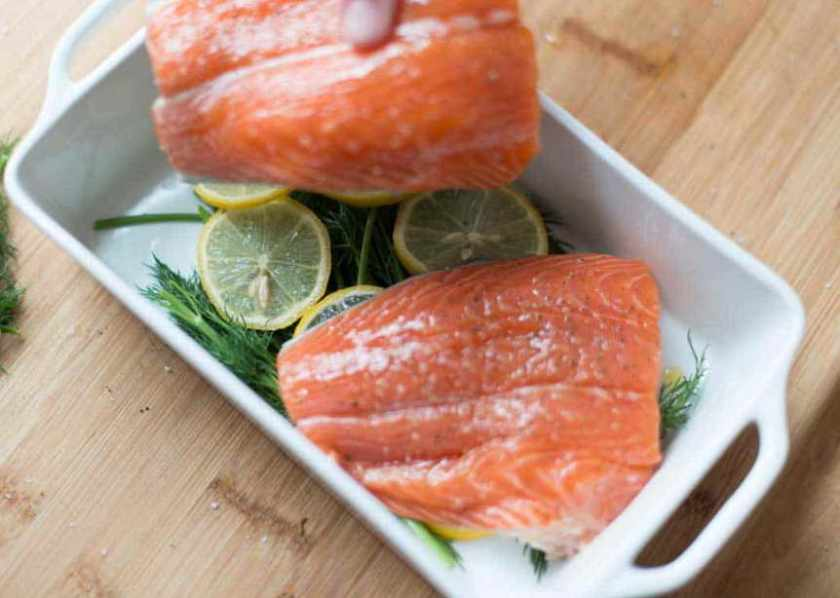 Temperature To Cook Salmon