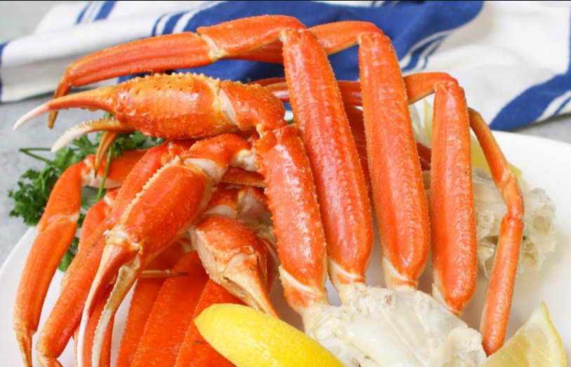 Cook Frozen Crab Legs
