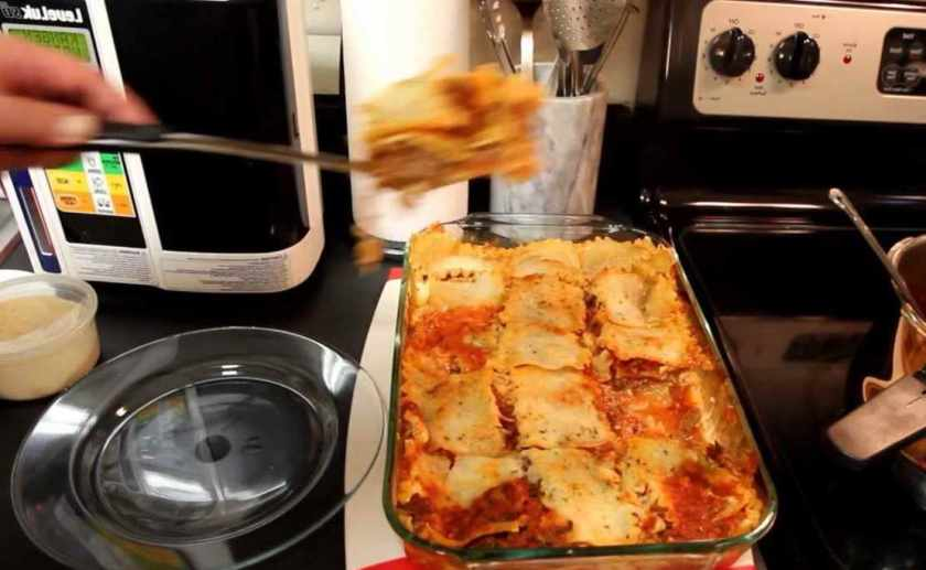How To Cook A Lasagna In The Oven