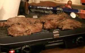 How To Cook A Steak On An Electric Grill