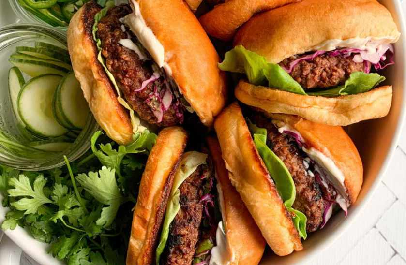 How To Cook Plant Based Burgers