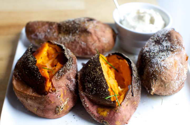 How To Cook Sweet Potatoes Oven
