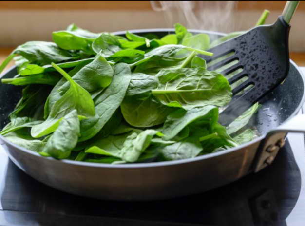Spinach How To Cook