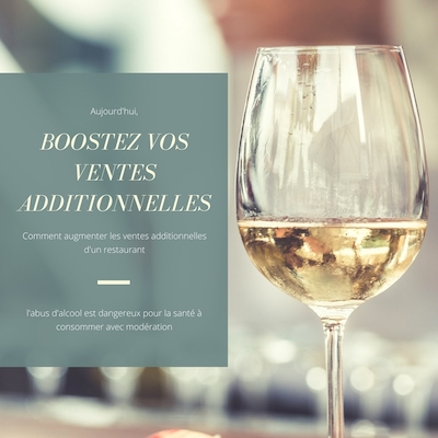 Boostez vos ventes additionnelles