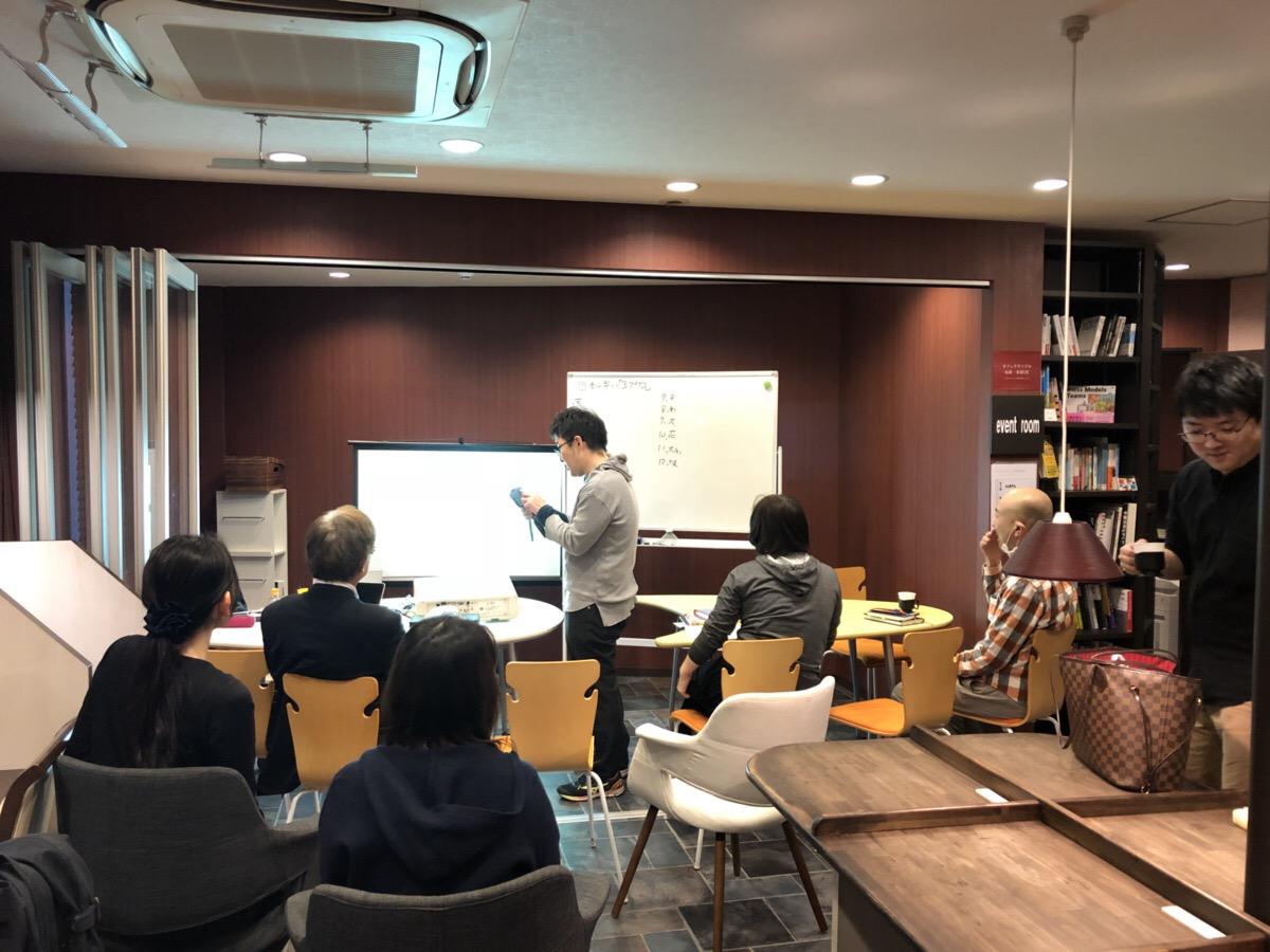 勉強カフェ大阪で受けた嬉しいご報告。(20180406)