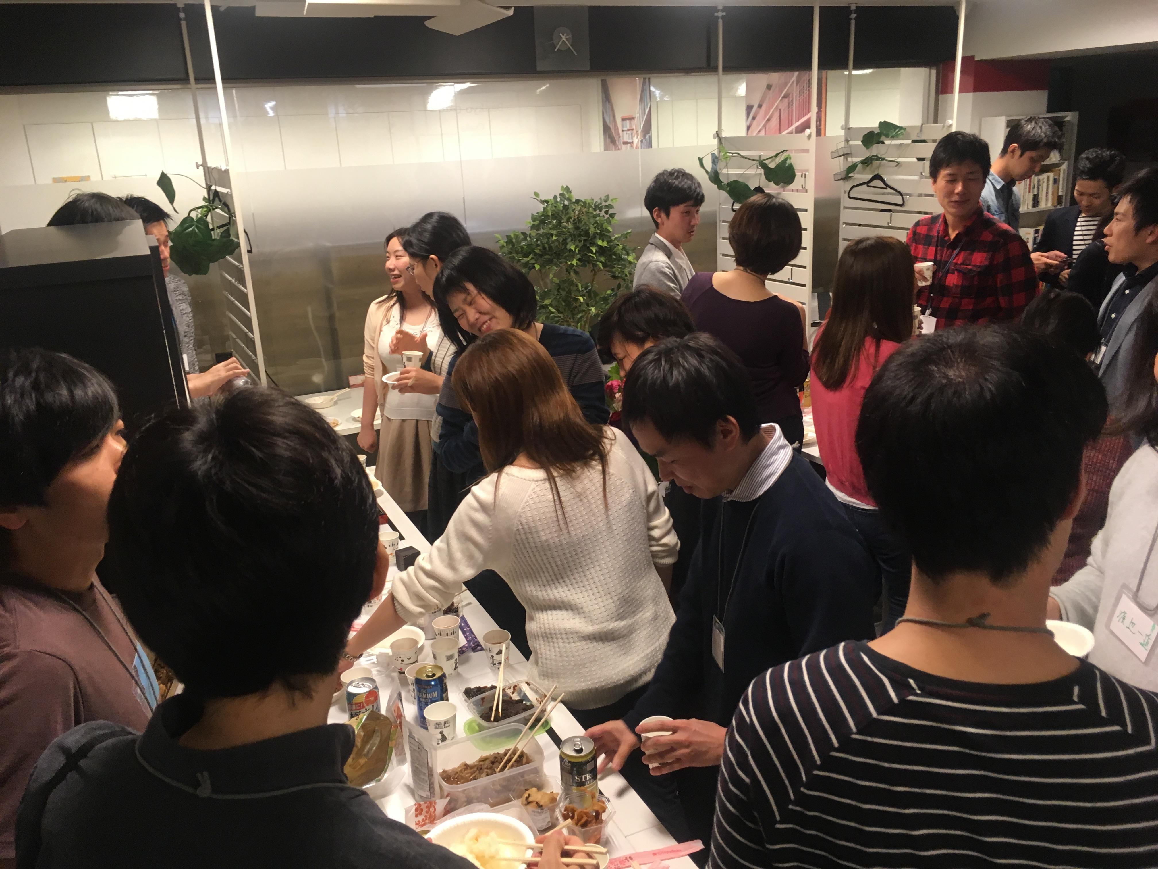 2019年3月31日(日)平成最後のメンバーズ懇親会@勉強カフェ大阪本町