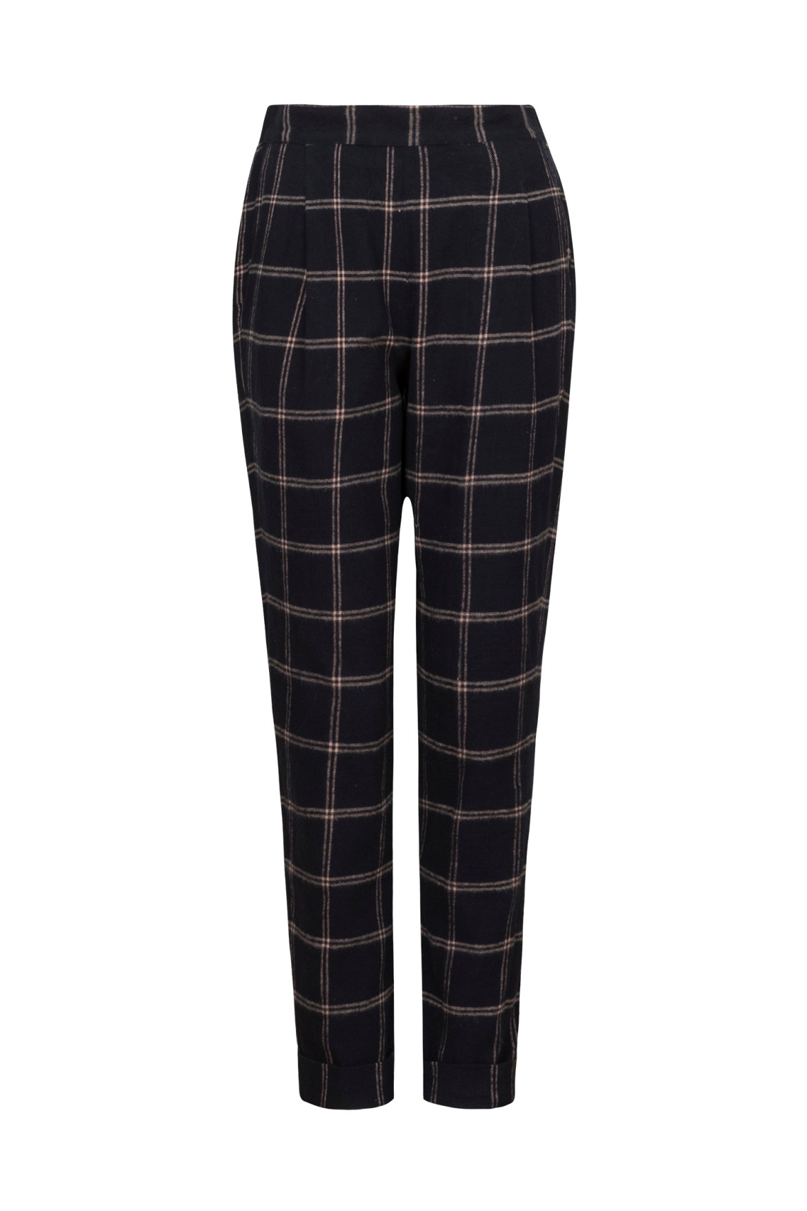 miriam-checked-trousers-in-navy-783d262e158f