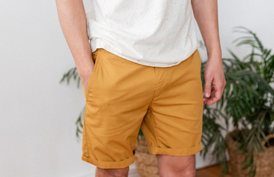 Twothirds fair fashion and swimwear for men