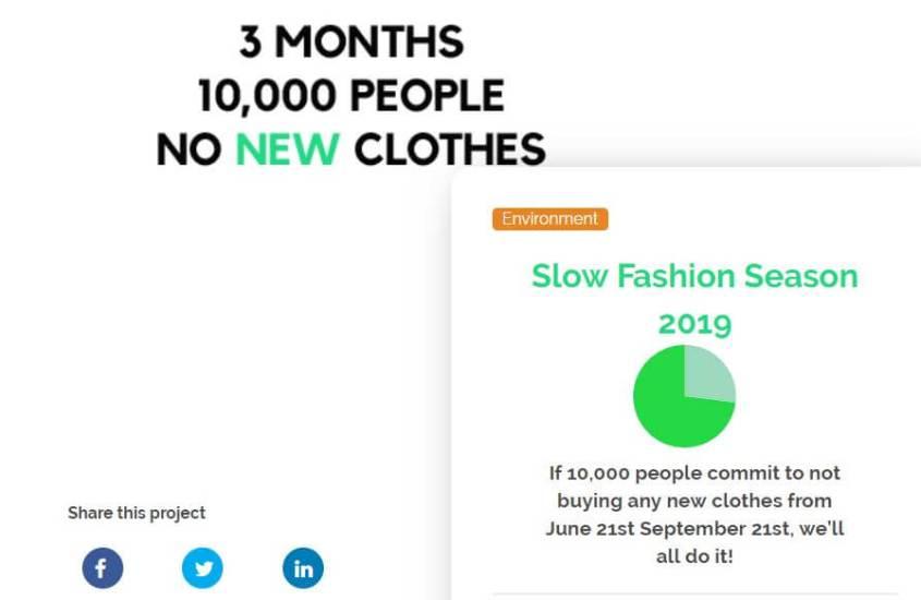 Slow Fashion Season: 10 redenen om je in te schrijven