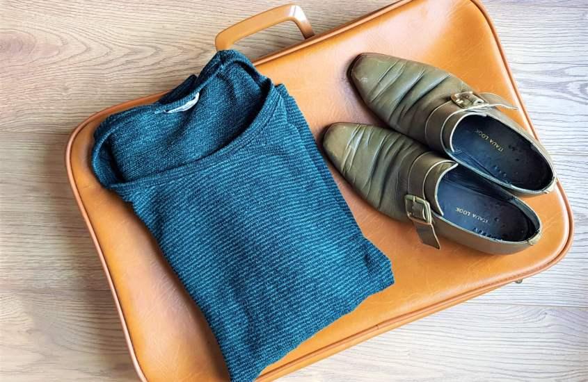 Je koffer inpakken: een goede stijloefening