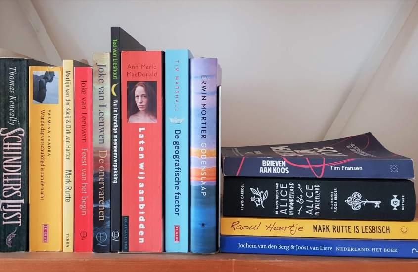 Voel jij je verplicht om boeken uit te lezen?