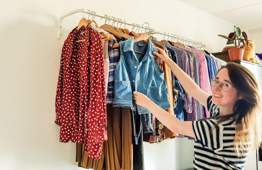 Mijn 30-Wear Challenge: update #3