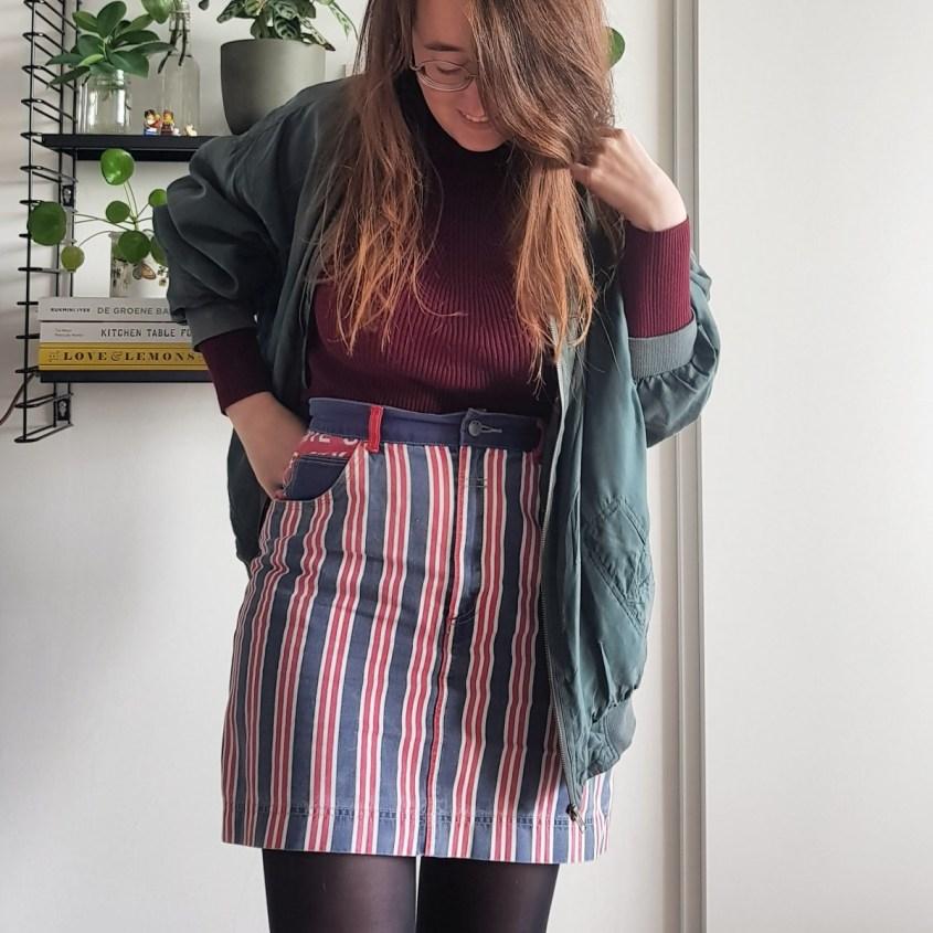 Tweedehands trui stijlen - vijf manieren