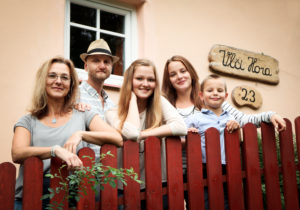Rodina Zrubeckych