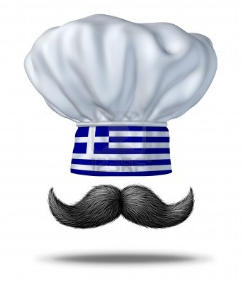 chef greek