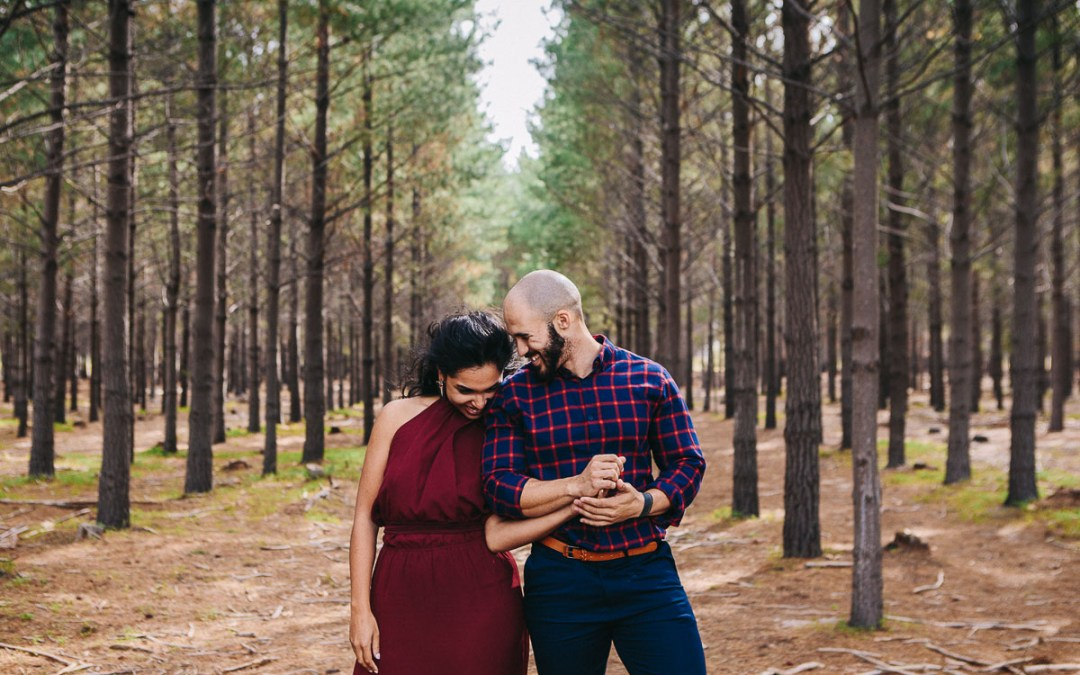 Burton + Anastasia | Engagement | Proposal Shoot