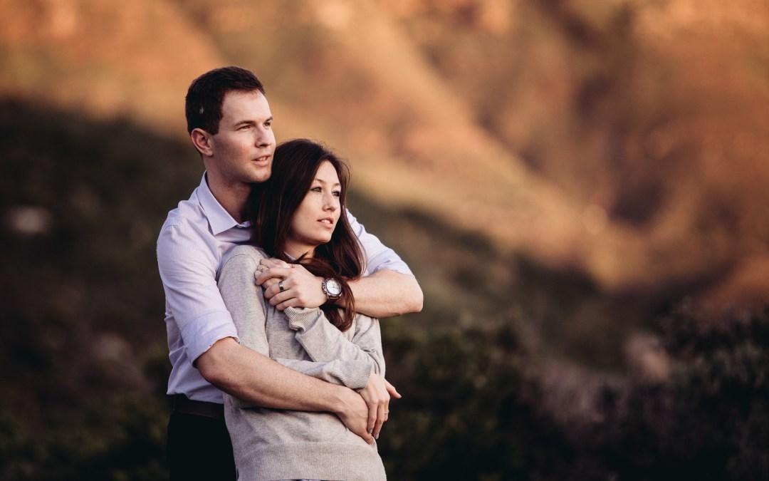 Dirk + Lure | Engagement Shoot | Chapman's Peak Drive | Cape Town