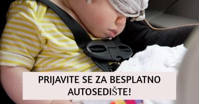 Opština obezbedila autosedišta za bebe – pogledajte ko ima pravo
