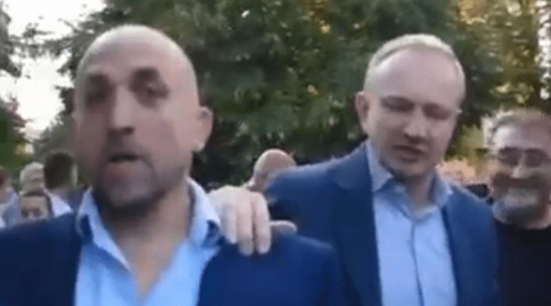 SA KIM SI, TAKAV SI Čovek koji je dočekao tajkuna Dragana Đilasa u Vršcu kriminalac?!