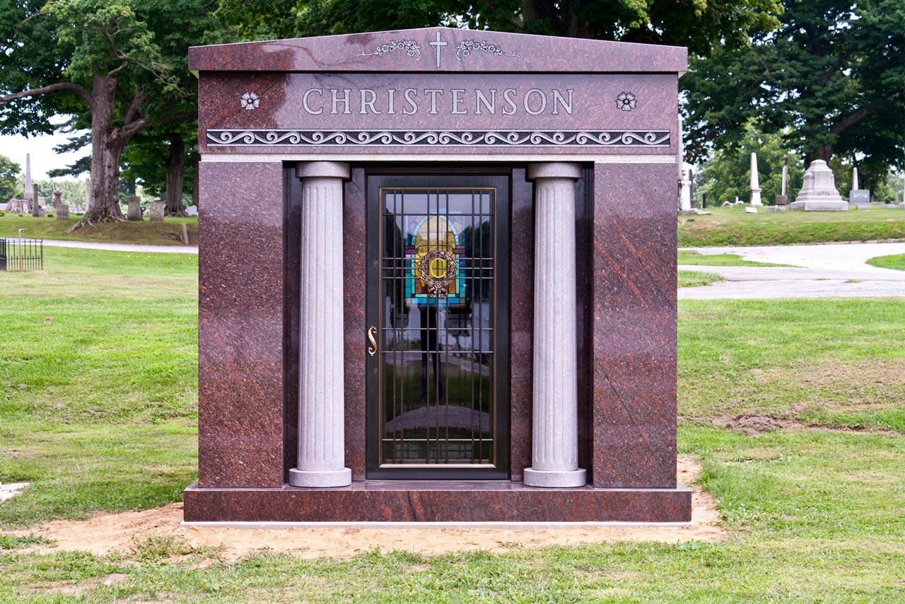 Mausoleums Kovenz Memorial