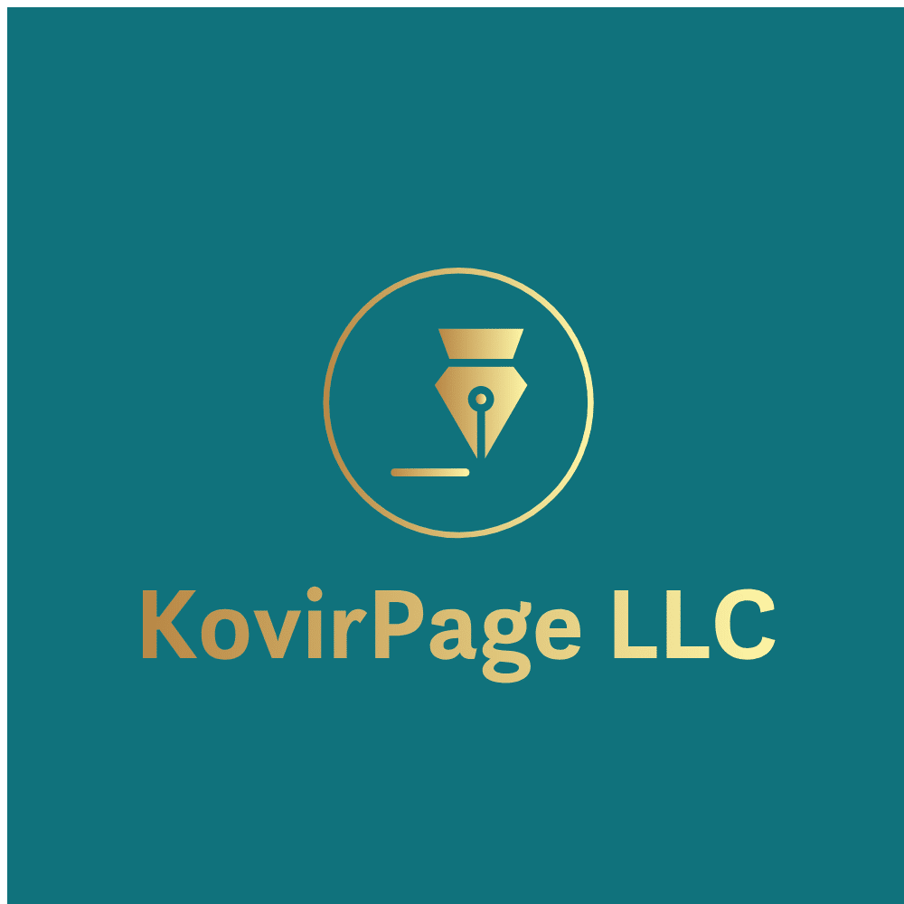 Small Business Checking Accounts - KovirPage LLC