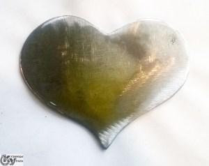 Кузницы Урала - художественная ковка. Кованое сердце своими руками.