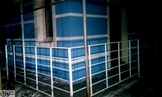 Кузницы Урала - художественная ковка перил, заборов, ограждений, лестниц, дымников и других изделий из металла.