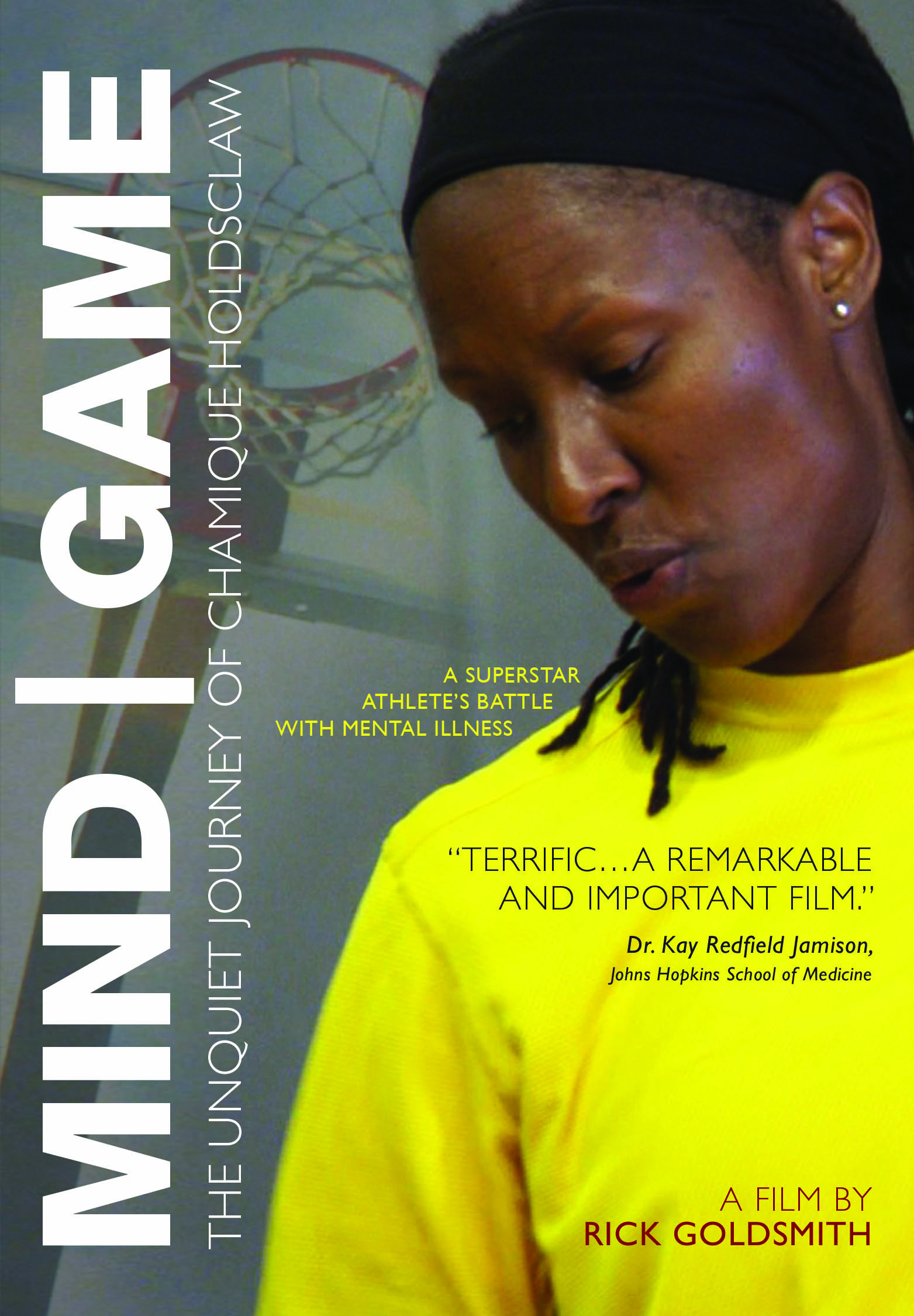 MINDGAME The Unquiet Journey of Chamique Holdsclaw  KOVNO COMMUNICATIONS