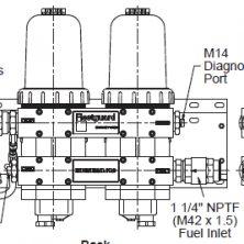 Топливные фильтры Fleetguard