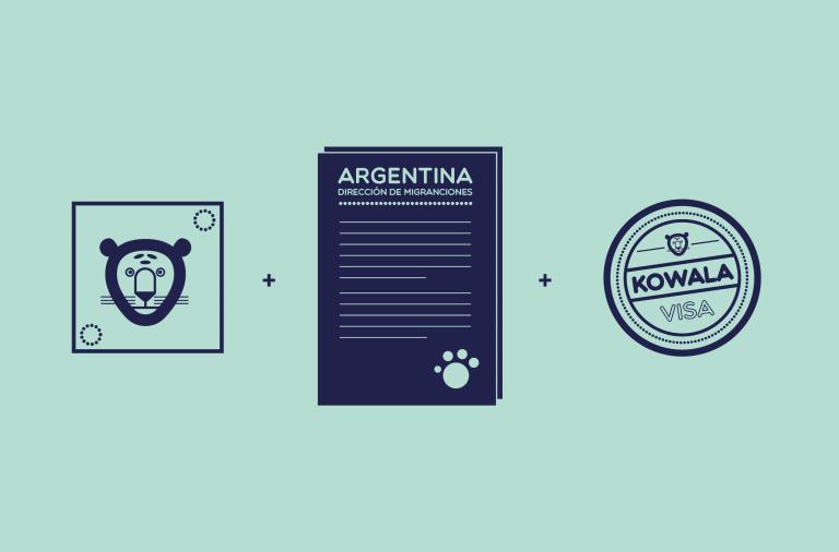 Toutes les démarches pour l'obtention du Visa PVT Argentine