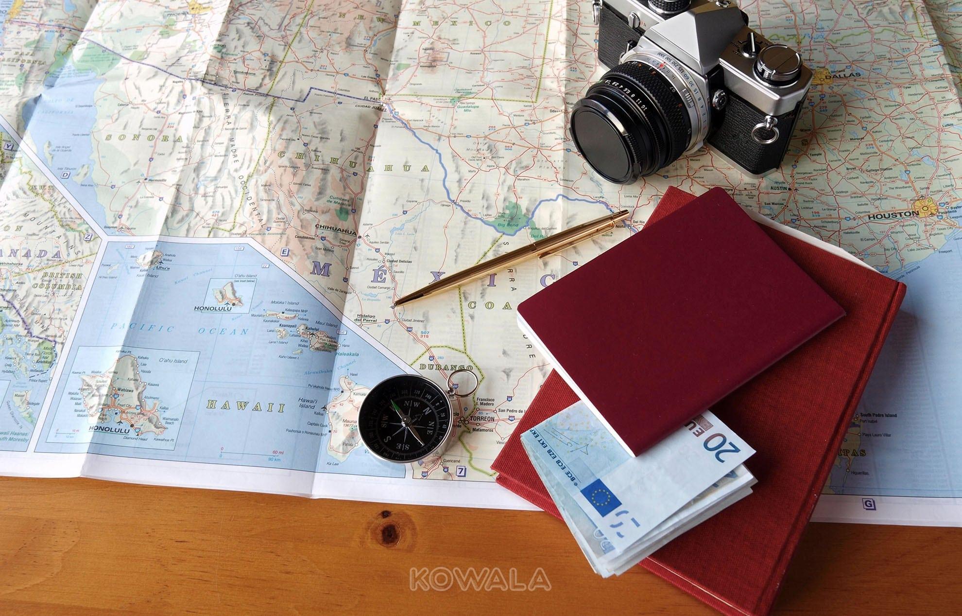 Papiers et documents à emporter avant un PVT / WHV | Kowala - Tour du monde des PVT