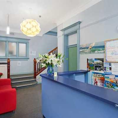 Blue Parrot-Sydney-meilleures auberges jeunesse australie