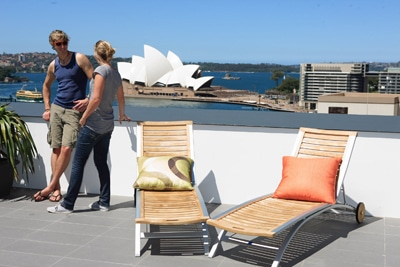 Sydney Harbour YHA-Sydney-meilleures auberges jeunesse australie