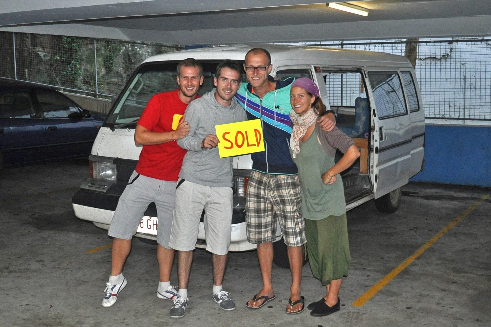 Acheter et revendre son van / 4x4 en WHV Australie | Kowala