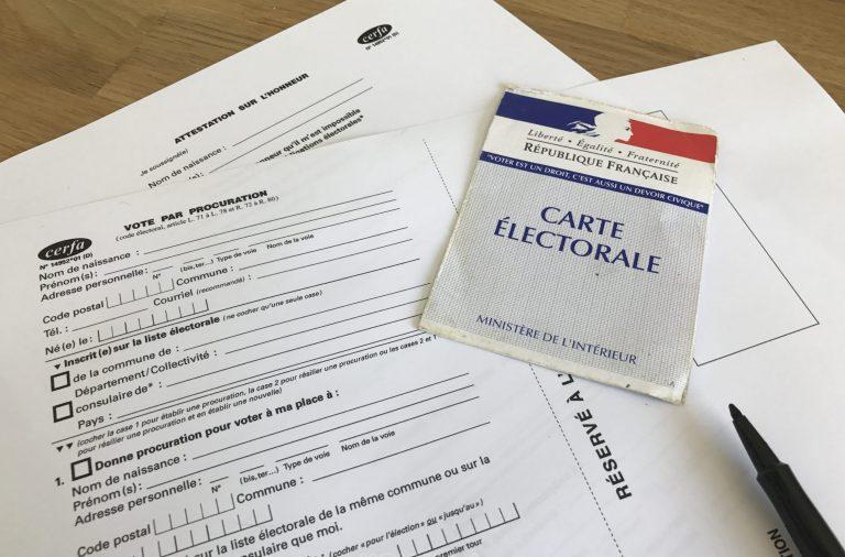 voter et donner procuration quand on est à l'étranger ou en PVT : documents et démarches