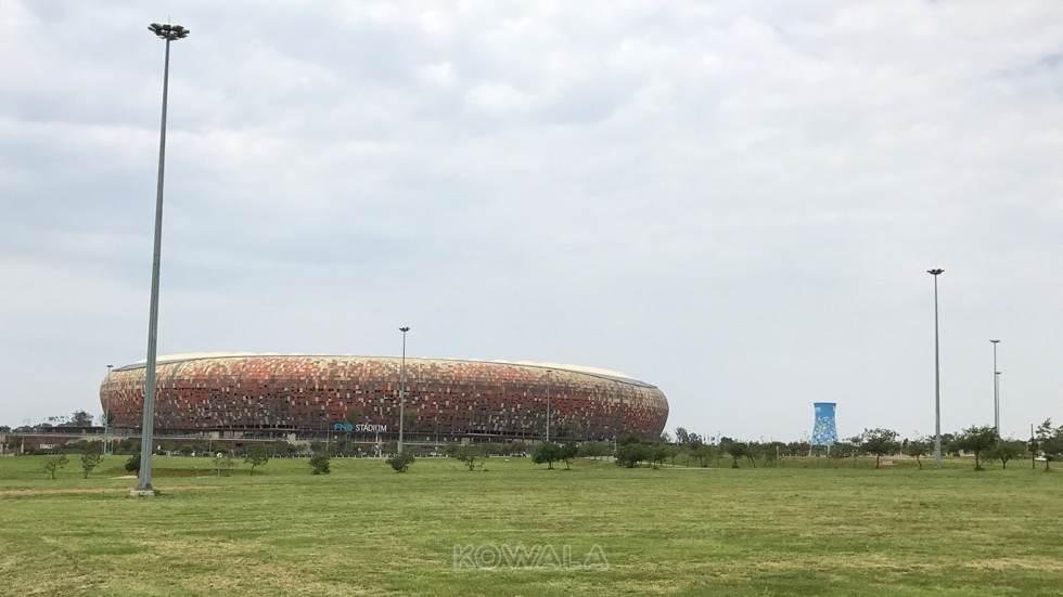 FNB stadium a Soweto