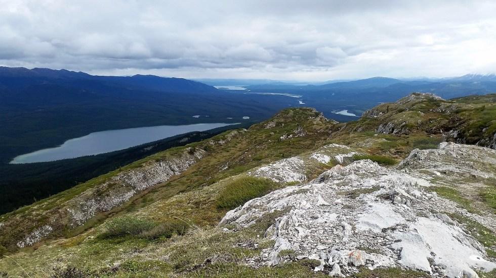 randonnées en été au Yukon - Grey Mountain