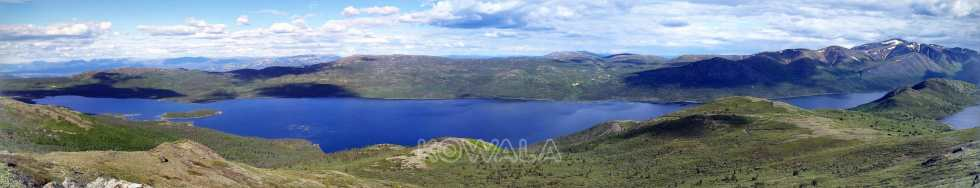 randonnées en été au Yukon - Fish Lake