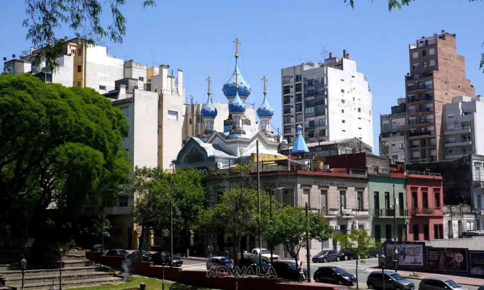 Parc Lezama, San Telmo, Buenos Aires
