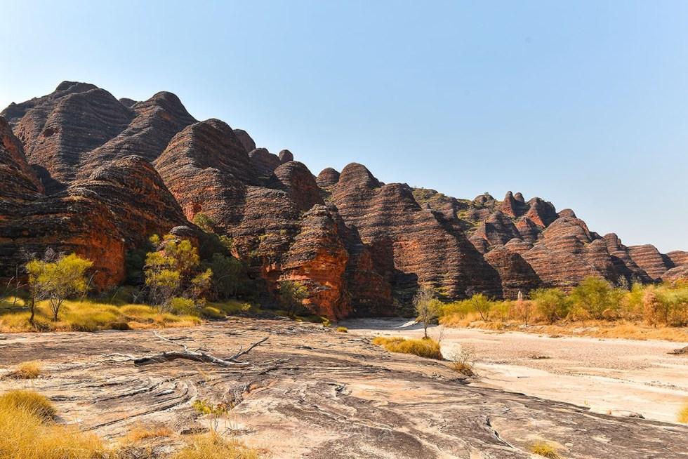 Purnululu-National-Park-Kimberley-WA Australie Backpacker PVT Road Trip