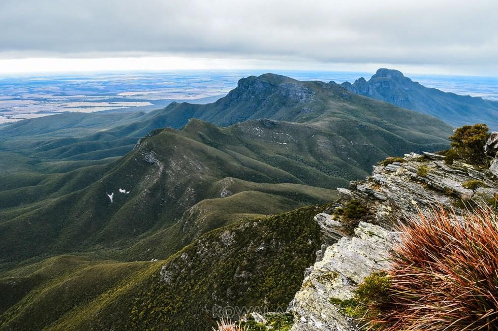 Stirling-Range-National-Park-WA Australie Backpacker PVT Road Trip
