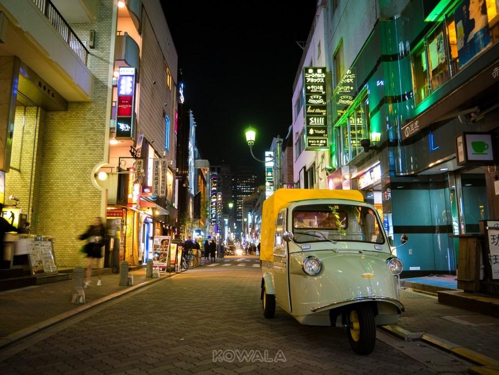rue Tokyo ancien moderne contraste