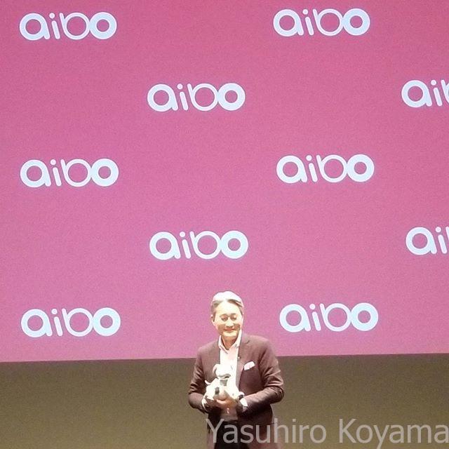 AIBOが復活