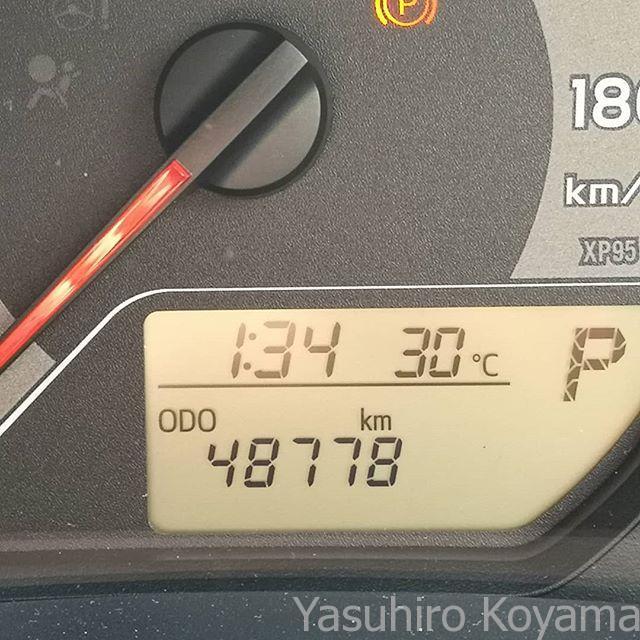 いやー、暑いなあ、旭川。