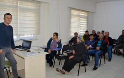 Sürü Yönetimi Elemanlarına Eğitim