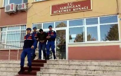 Kayseri'de Küçükbaş Hayvan Hırsızı Yakalandı